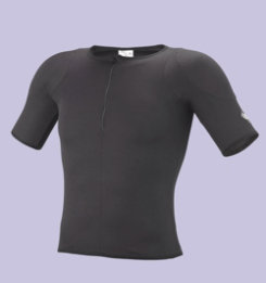 Charles Owen Adult Collarbone Protection System Tee Shirt Best Price
