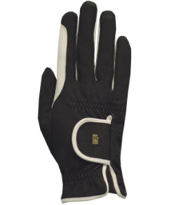 Roeckl Sports  Ladies 2-Tone Chester Riding Gloves Best Price