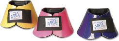 Davis Pastel No-Turn Bell Boots Best Price