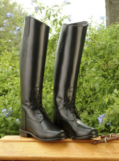 Devon-Aire Nouvell Ladies Pull-On Field Boot Best Price