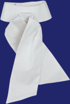 Devon-Aire Plain Broadcloth Stock Tie Best Price