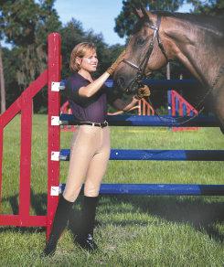 Devon-Aire Ladies Versailles Knee Patch Riding Breeches Best Price