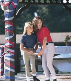 Devon-Aire Kids Classic Cotton Riding Breeches Best Price