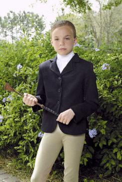 Devon-Aire Kids Concour USPC Show Jacket Best Price