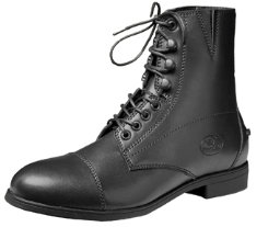Devon Aire Ladies North Park Synthetic Lace Paddock Boots Best Price