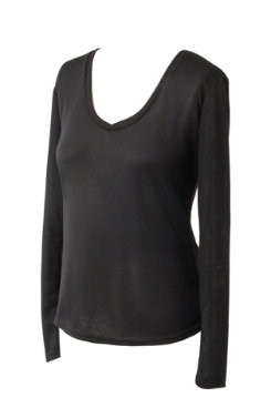 Draper Body Therapy Ladies Long Sleeved Tee Shirt Best Price