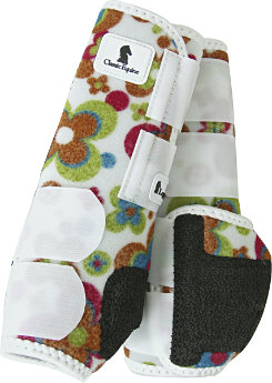 Classic Equine Legacy System Fashion Prints Front Boots Best Price