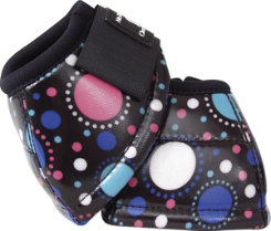 Classic Equine No Turn Designer Line Bell Boots Best Price