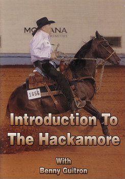 EquiMedia Benny Guitron: Training the Hackamore Horse DVD
