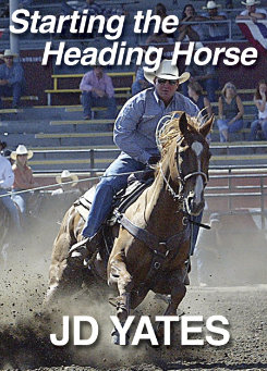 EquiMedia JD Yates: Starting the Head Horse DVD