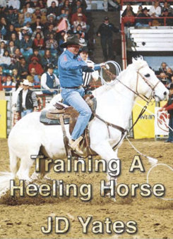 EquiMedia JD Yates: Training the Heel Horse DVD Best Price