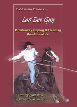 EquiMedia Lari Dee Guy: Breakaway and Heading DVD