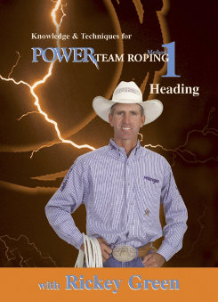 EquiMedia Rickey Green: Method 1-Power Team Roping DVD Best Price
