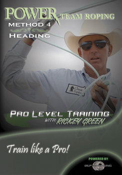 EquiMedia Rickey Green- Method 4-Pro Level Training-DVD Best Price