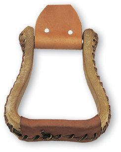 Martin Saddlery Bell Bottom Stirrups Best Price