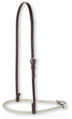 Martin Saddler Single Rope Noseband