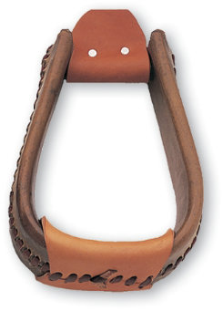 Martin Saddlery Extra Wide Overshoe Roper Stirrups