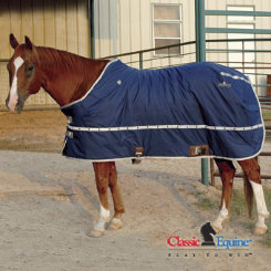 Classic Equine Frost Fighter Heavyweight Stable Blanket