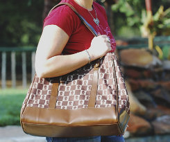 Classic Equine Day Tote Best Price