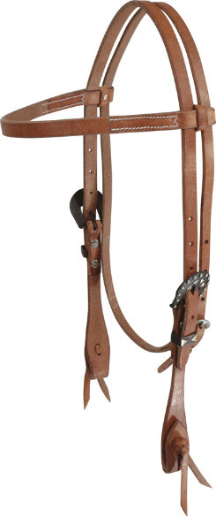 Martin Saddlery Cowboy Diamond Buckle Browband Headstall Best Price