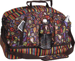 Classic Equine Travel Collection Weekender Duffel Best Price