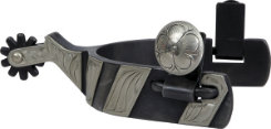 Classic Equine Cowboy Series 1 Band with Chap Guard Spur Best Price