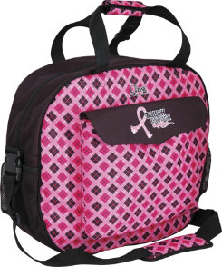 Classic Equine Tough Enough to Wear Pink  Basic Rope Bag Best Price