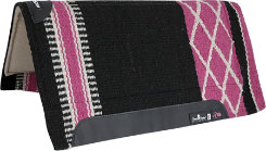 Classic Equine Tough Enough to Wear Pink Saddle Pad Best Price