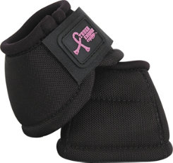 Classic Equine Tough Enough to Wear Pink  Dyno No Turn Bell Boots Best Price