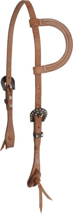 Martin Saddlery Cowboy Diamond Buckle Slip Ear Headstall Best Price