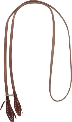 Martin Saddlery Waterloop with Dots Roping Rein Best Price