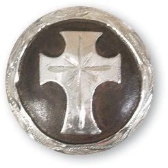Martin Sadderly Iron Cross Concho Best Price