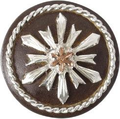 Martin Saddlery Snowflake Concho Best Price