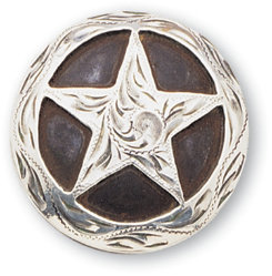 Martin Saddlery Texas Star Concho