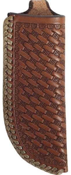 Martin Saddlery Basket Weave Knife Scabbord