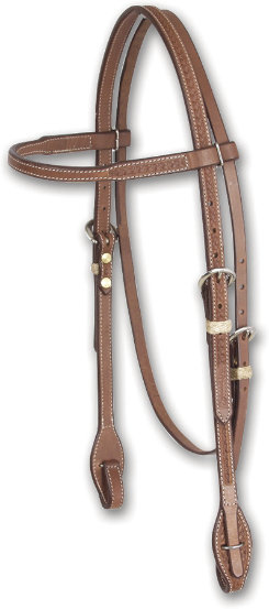 Martin Saddlery Basket Stamp Quick Change Headstall Best Price
