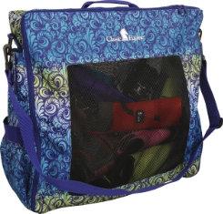 Classic Equine Fun Print Boot/Accessesory Tote Bag Best Price