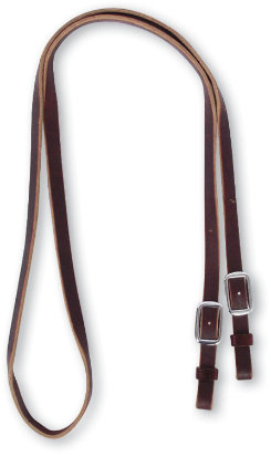 Martin Saddlery Latigo Leather Barrel Reins Best Price