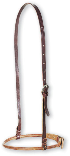 Martin Saddlery Adjustable Western Cavesson Best Price