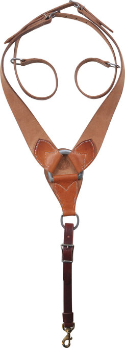 Martin Saddlery Roughout Pulling Breastcollar Best Price