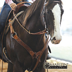 Martin Saddlery German Martingale with Split Reins Best Price