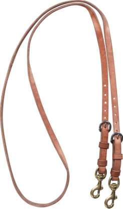 Martin Saddlery Double Buckle Roping Rein Best Price