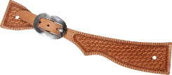 Martin Saddlery Square End Western Spur Strap Best Price