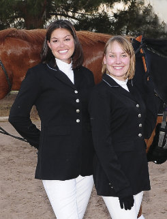 EOUS Ladies Olympia Dressage Coat