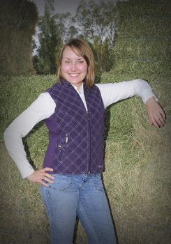 Eous Ladies Brighton Riding Vest
