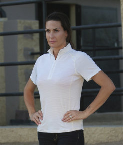 EOUS Ladies Technical Short Sleeve Shirt Best Price