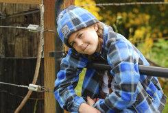 EOUS Kids Winslow Fleece Jacket Best Price