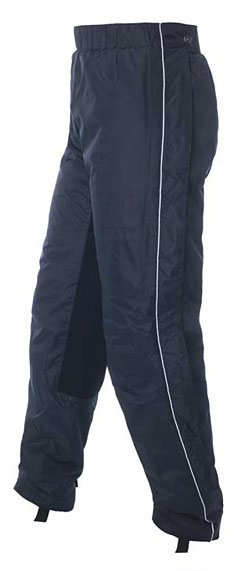 Mountain Horse Unisex Full Seat  Winter Riding Breeches <font color=#000080>- SIZE:  Xlarge  COLOR:  Black</font> Best Price