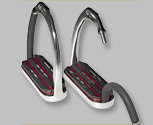 Mountain Horse Quick Release Stirrups