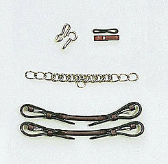 Camelot Strapgoods  Leather Bit Loop Best Price